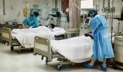 المستشفيات الحكومية