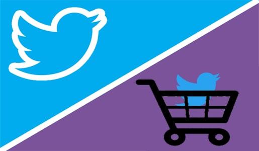 متاجر تويتر